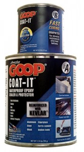Coat-It Epoxy Paste